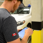lift inspection software with ipad
